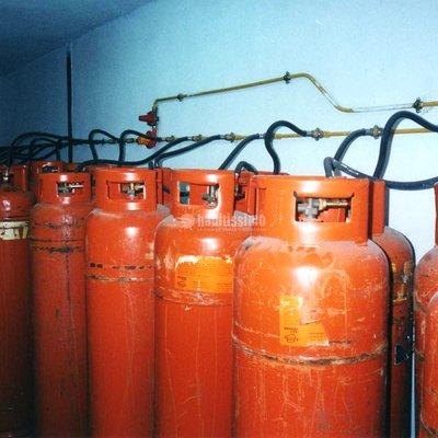 Gas, Instalaciones Gas