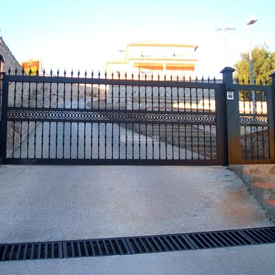Carpintería Metálica, Puertas Automáticas, Estructuras Metálicas