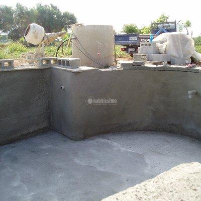 Construcción Piscinas, Mantenimiento Reparaciones, Sistema Hormigón Gunitado