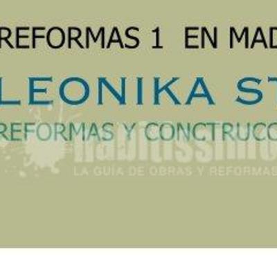 Reformas Viviendas, Reformas Locales Comerciales, Obras Menores
