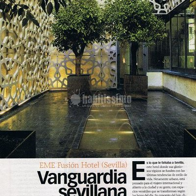 Yeseros, Interior, Decoración