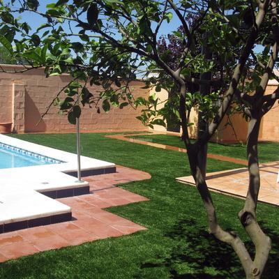 Jardineros, Césped Artificial, Diseño