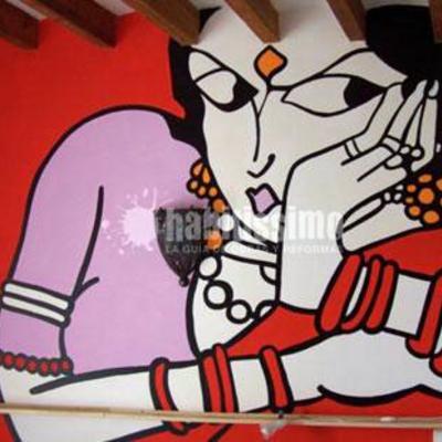 Pintores, Tiendas, Pintura Decorativa