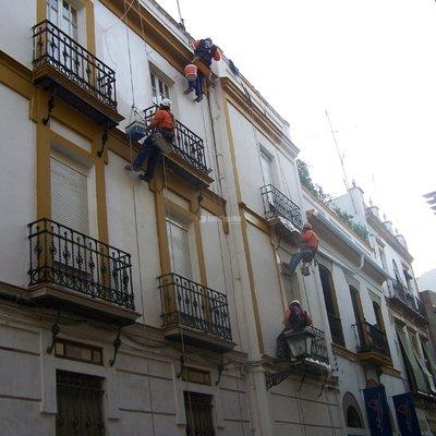 Rehabilitación Fachadas, Reformas Hoteles, Reformas Comunidades