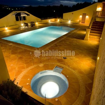 Construir Piscina Otros Materiales Marratx Illes
