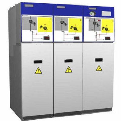 Instalación cabinas sf6 según REAT y normas particulares de compañia distribución.