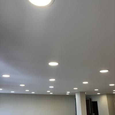 Instalación de donlais de led