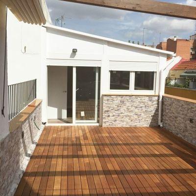 Reforma de terraza.
