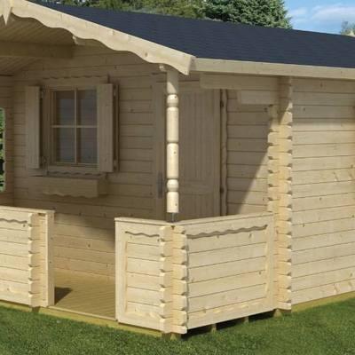 Tratamientos para casas de madera.