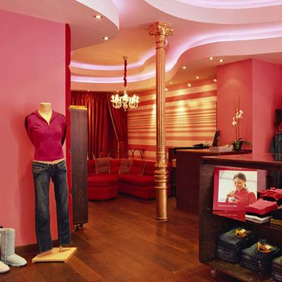 Tienda de ropa Amarcor