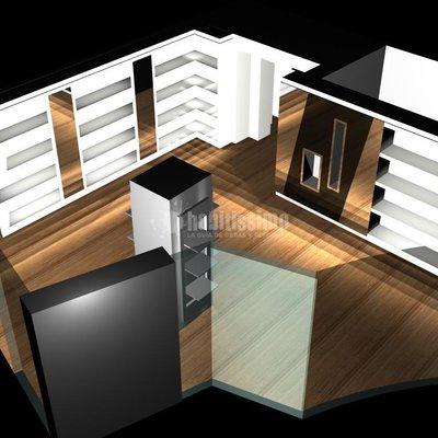 Muebles, Decoración Interiorismo, Arquitectura