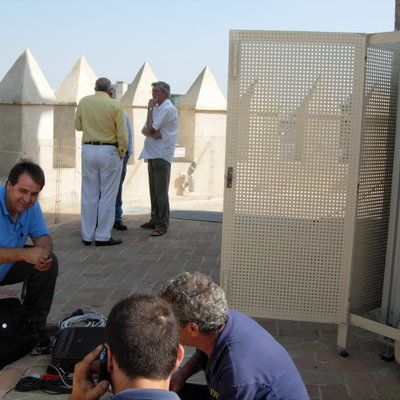 Instalación de Climatización Torre del Oro