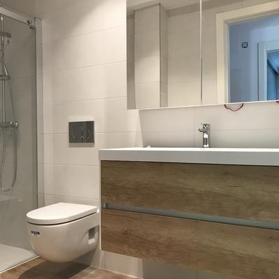 Reforma piso -wc