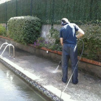 Limpiezas Especiales con Hidrolimpiadoras