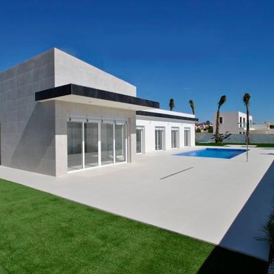 Cu nto cuesta construir una casa moderna presupuestos for Casas modernas granada