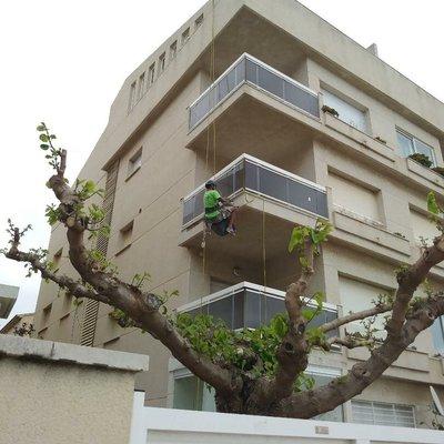 Rehacer cantos de balcones en Cunit