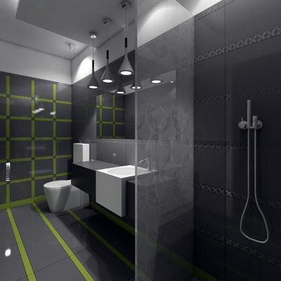 3 propuestas para un cuarto de baño