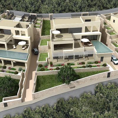 Arquitectos madrid 2 0 madrid - Proyectos de chalets ...