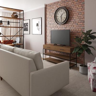 Diseño 3D - Salón