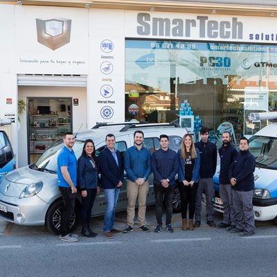 El Equipo de Smartech Solutions