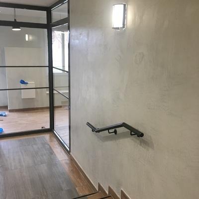 Microcemento paredes