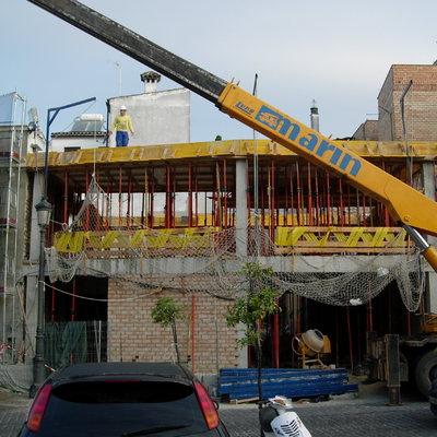 construccion de nueva vivienda