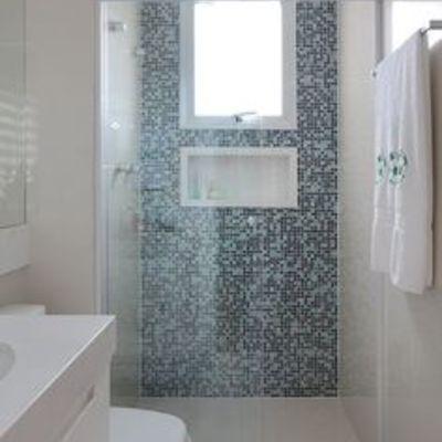Baño Mosaico ducha