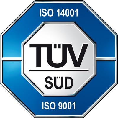 Trabajos con garantía ISO 9001 y 14001