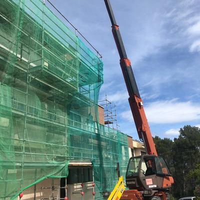 Rehabilitación de tejados en Lerín