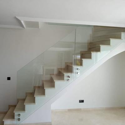 Preciosa escalera,uno de nuestros últimos trabajos