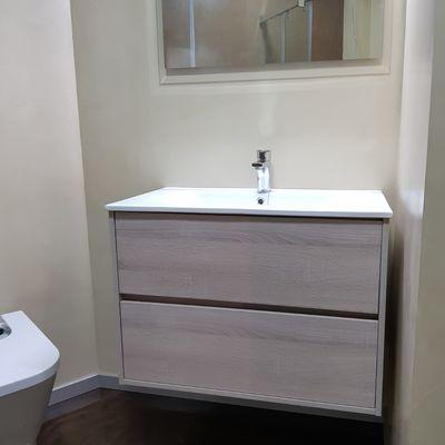 Montaje lavabos