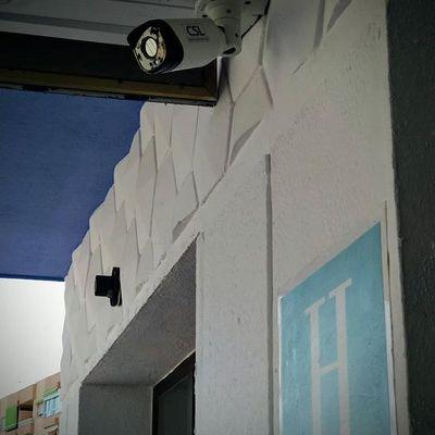 Cámaras de vídeo vigilancia en hoteles