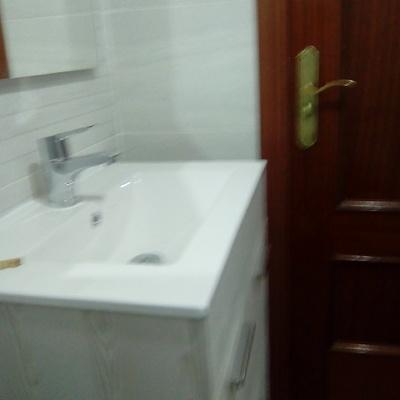 reforma de baño completo fotos de despues