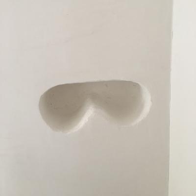 Apertura  soporte  papel higiénico