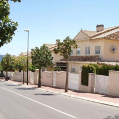 38 viviendas unifamiliares en La Nucia, Alicante