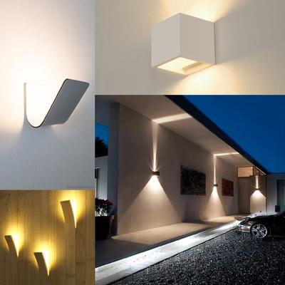 Esquema de iluminación para apliques de pared