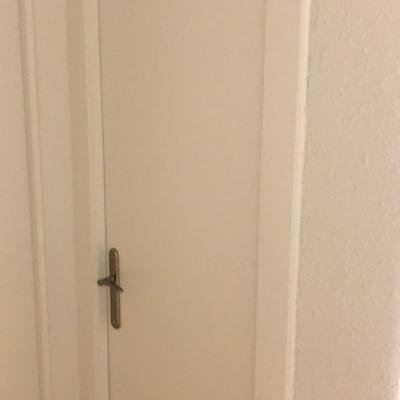 Cambio y colocación de puerta