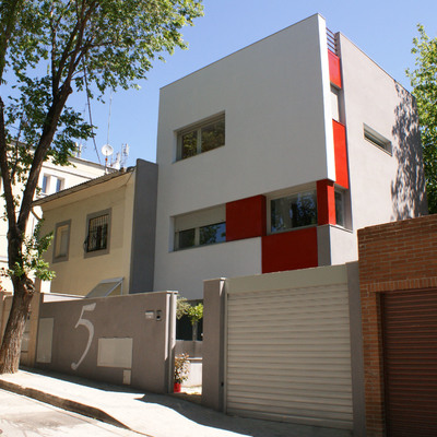 Vivienda unifamiliar en Madrid