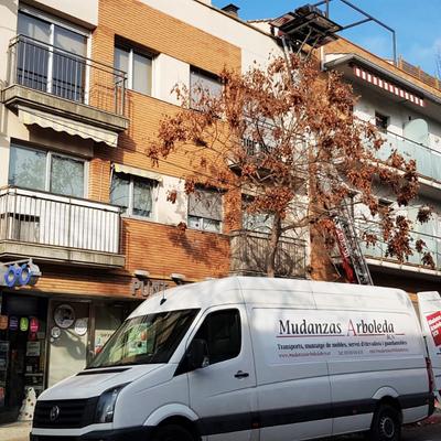 Mudanza en Les Franqueses del Vallès
