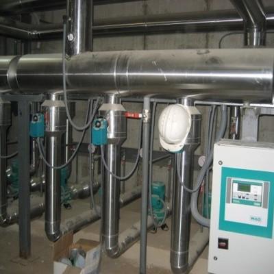 Instalaciones de climatización