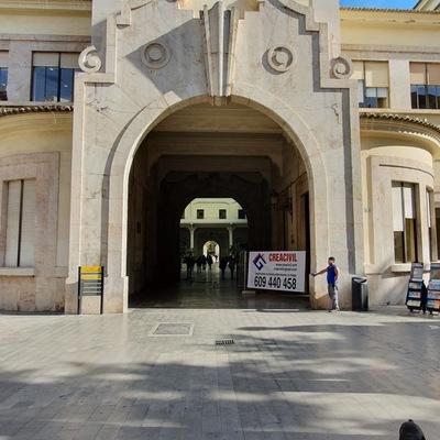 Reforma aulas Universidad Popular Ayuntamiento de Valencia (Mercado de Abastos)