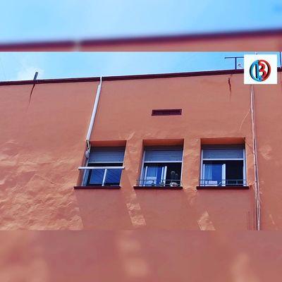 Canaleta aire acondicionado