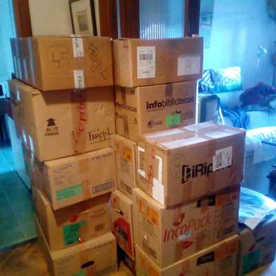 Embalajes de cajas