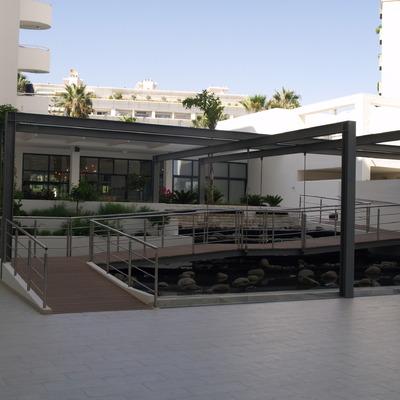 Reforma de zonas comunes e instalaciones hotel Hapimag