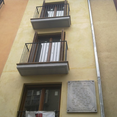 4 Viviendas en la Calle Chiquita, Vitoria
