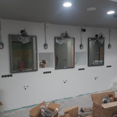Espejos con marcos