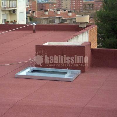 Restauración Edificios, Aire Acondicionado, Impermeabilizaciones