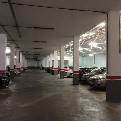 Garaje, despues