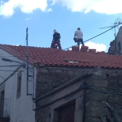 Renovando con teja mixta