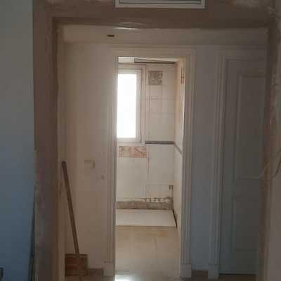 Nueva cocina y cuarto de baño
